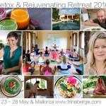 Mallorca May 2016: Detox & Rejuvenating Raw Food Retreat with Superfood & Yoga