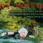 Weekend på Osloyoga 31 mars-2 april