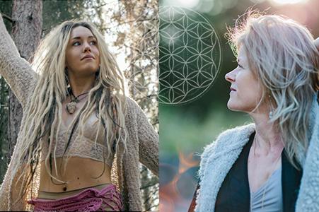 Drop Into Your Soul :: Soul Yoga, Sound Healing, Sisterhood med Mia och Elin Aninia