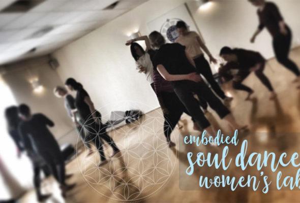 Embodied Soul Dance hösten 2018 på Mamita