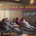 Yinyoga & Soul Dance pop-up klass 3 jan