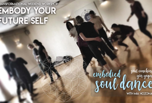 Switzerland March 2020: Embody Your Future Self WKNDs of conscious dance and meditation